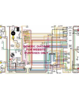 covers buy covers online at best prices in usa @ carkart com 1973 corvette wiring schematics 1969 chevy chevelle malibu el camino ss color wiring diagram (with gauges)