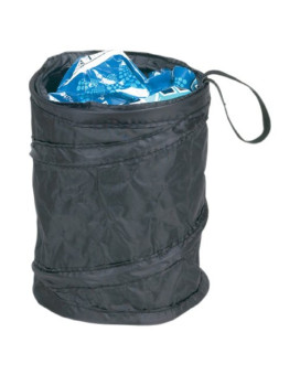 Hopkins TRASH-BLA-2PK Go Gear Pop-Up Trash Can, (Pack of 2)