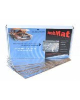 Hushmat Hsm50100 Ultra Ii Auto And Truck Heavy-Duty Hoodliner Insulation, 11.5 Square Feet