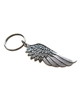Wing Keychain - You Are My Wings; Couples Keychain