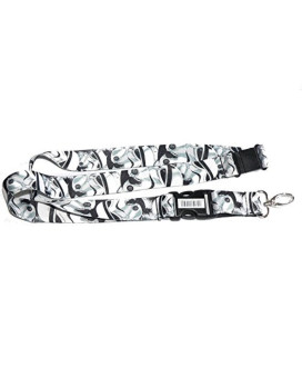 Star Wars Storm Trooper Lanyard with Key Chain Clip