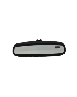 Genuine Nissan Accessories 999L1-WS000 Auto-Dimming Rear View Mirror with Compass and HomeLink