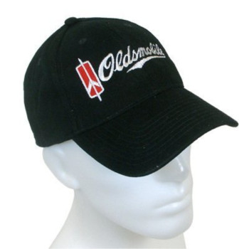Oldsmobile Black Baseball Cap