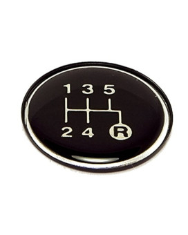 Omix-Ada 18885.28 Transmission Shift Pattern Plate
