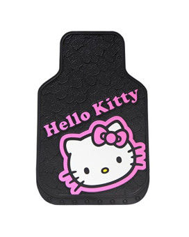 Plasticolor Universal Fit Hello Kitty Collage Floor Mat