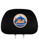 ProMark New York Mets Headrest Covers