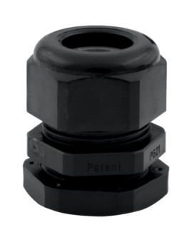 QuickCar Racing Products 57-820 Black Plastic Firewall Grommet