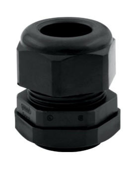 QuickCar Racing Products 57-830 Black Plastic Firewall Grommet