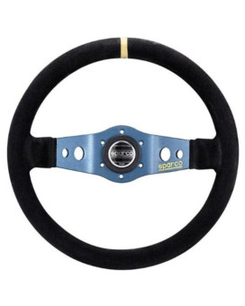 Sparco 015TSFS1 Safari Suede Steering Wheel