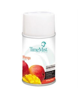 TimeMist Metered Fragrance Dispenser Refill, Mango 6.6 Ounce Aerosol Can (332960TMCA)