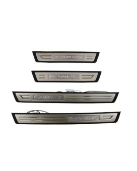 Genuine Toyota Accessories PT922-03121 Illuminated Door Sill - 4 Piece