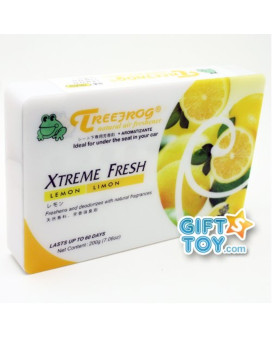 Treefrog Natural Air Freshener - Lemon