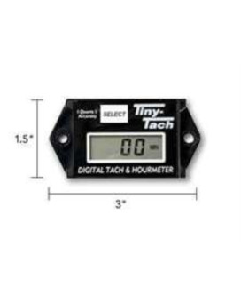 WPS Tach And Hourmeter - Tiny Models - TT2A