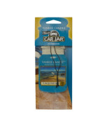 Yankee Candle Classic PAPER Car Jar Auto, Home & Office Air Freshener, Turquoise Sky Scent