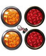 NEW Sparkling 2 Red + 2 Amber Round 4