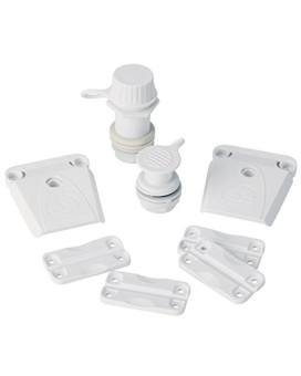 Igloo - Ice Chest Parts Parts Kit Ic All Sizes(White): 385-20108 - parts kit ic all sizes(white)