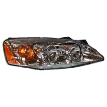 TYC 20-6677-00 Pontiac G6 Passenger Side Headlight Assembly