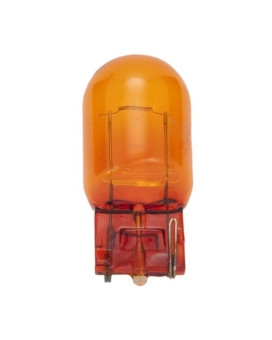 Wagner Lighting BP7440NA Natural Amber Miniature Bulb - Card of 1