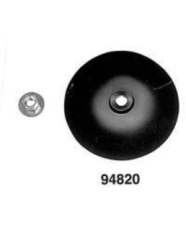 S&G Tool Aid (94820) Backing Pad with Spindle Nut