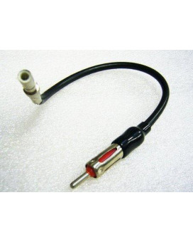 stereo antenna harness saturn ion 06 2006 aftermarket stereo / radio antenna adaptor - plugs into aftermarket stereos and connects into factory antenna