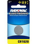 rayovac kecr1620-1 battery for keyless entry remotes - replaces cr1620
