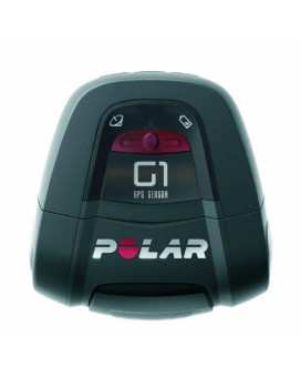 polar g1 gps speed and distance sensor for ft60 / ft80