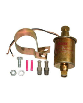airtex e8337 universal solid state electric fuel pump for marine applications