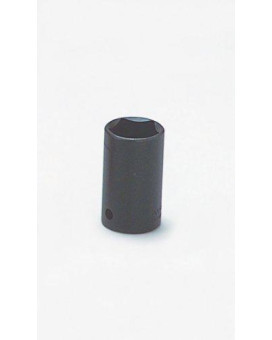 wright tool 9076 1/2-inch drive 5-point penta socket