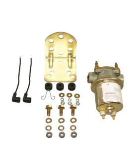 airtex e84389 universal in-line electric fuel pump for marine rotary engines