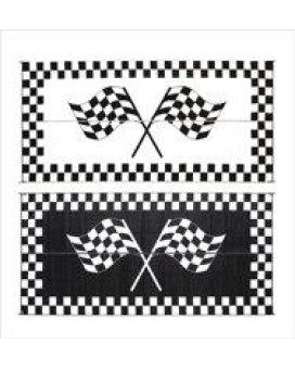 ming's mark rf-8201 8 x 20 racing flag mat
