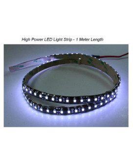 led light strip high power white color for auto airplane aircraft rv boat interior cabin cockpit led light