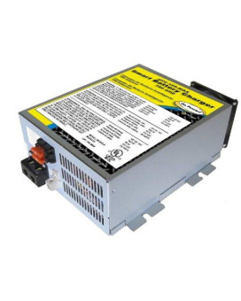 go power! gpc-45-max 45 amp 4-stage converter/battery charger