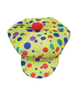 Yellow Clown Cap