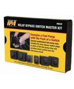 ipa 9038 fuel pump relay bypass switch combo set