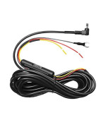 thinkware twa-sh hardwiring cable for h50/100, x150/300/500, & f750 dash cams