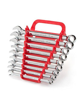 tekton 18785 polished combination wrench set, metric, 8 mm - 16 mm, 9-piece