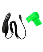 car charger adaptor micro usb for zte whirl 2 z667g z 667 g + extreme band (car charger)
