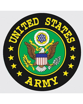 United States Army Seal Car Decal US Military Gifts Army Products