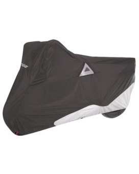 Tour Master Elite Motorcycle Cover - Medium/Black