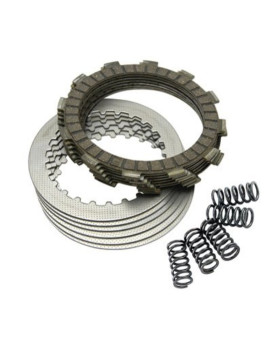 Tusk Clutch Kit With Heavy Duty Springs - Fits: Yamaha YZ125 1997-2001
