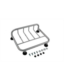 V-Twin 50-2048 Chrome Tour Pack Luggage Rack