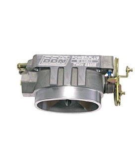 BBK 1543 Twin 52mm Throttle Body - High Flow Power Plus Series For GM LT1 5.7L