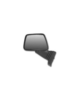 Emgo 20-87051 Black Right Side Replacement Mirror