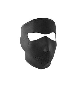 Zanheadgear WNFM114 Neoprene Full Face Mask, Black