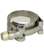 "Trident Marine 720-1000 Stainless Steel T-Bolt Hose Clamps, 3/4"", Range 1.28"" to 1.59"""
