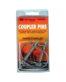 Dometic 930006 Coupler Pins - Pack Of 2