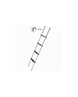 """Top Line (BL200-05) Bunk Ladder with 60"""" Hook and 1.5"""" Opening"""