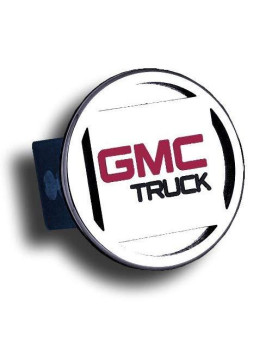 Gmc Truck Logo Tow Hitch Cover Plug