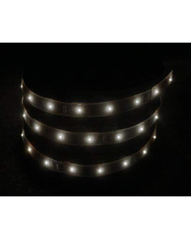 Brite-Lites Bluhm Enterprises Led Accent Light 3Ft. Strip Kit - White