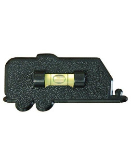 Prime Products 28-0112 Black Stick On Trailer Level
